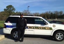 Officer Robinson