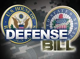 Senate Bill & House Bill - Military Authorization