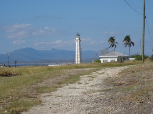 The old GTMO lighthouse.