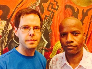 George Edwards & Greg Loyd - Pre-Gitmo - DC - 18 July 2015