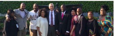 NBA - Ambassador's Residence - law profs and deputy ambassador
